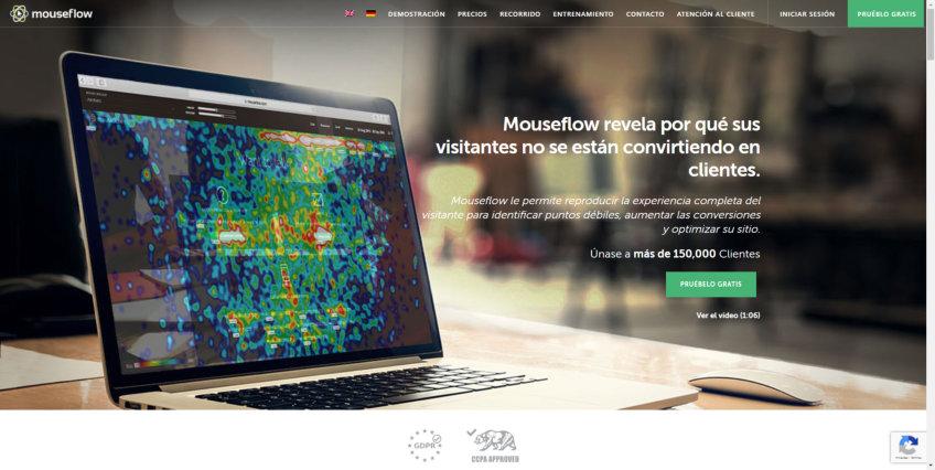 Marketing Ecommerce Efectivo con Mouseflow