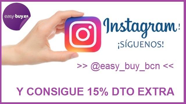 descuento ecommerce instagram