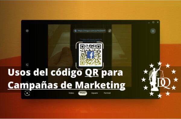 Usos del código QR para Campañas de Marketing